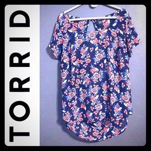 Torrid Blouse 1X